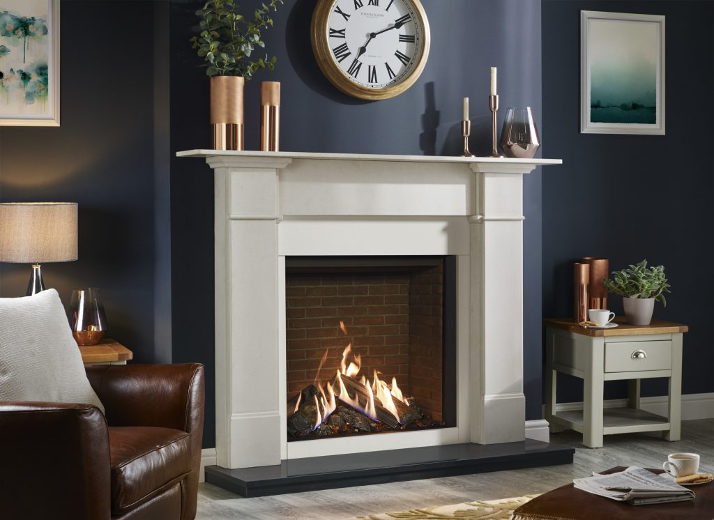Fireplace in Congleton